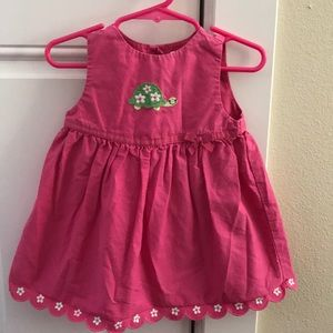 PRETTY LITTLE DRESS size 6-12months